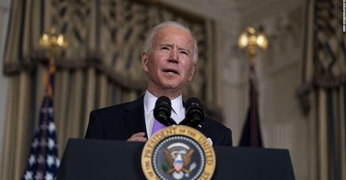 Biden is expected to announce increase in amount of refugees admitted into US