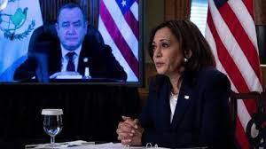 Guatemala y EEUU crearán fuerza de protección fronteriza para frenar la inmigración